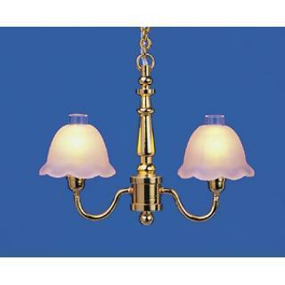 lampadari brilliant : ... Mundus / Lampadari - lampade - appliques / Lampadario 2 luci Brilliant