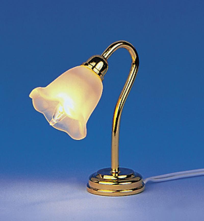 ... Lampadari - lampade - appliques / Lampada da tavolo ottone Brilliant