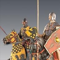 75mm figurines (metal)