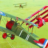 Airplanes kits 1:48