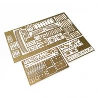Photoetched accessories
