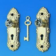 Handles - knobs - locks