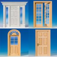 Doors and accessories