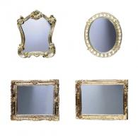 Mirrors - frames - paintings
