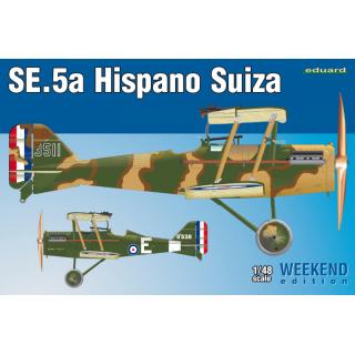 SE.5a Hispano Suiza (Weekend Ed.)