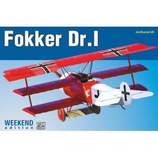 Fokker Dr.I (Weekend edit.)