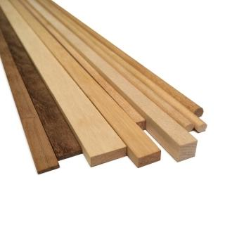 Basswood strips (10 pcs)
