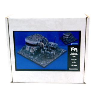 Base diorama D-Day