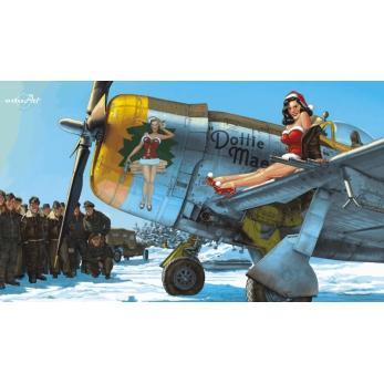 P-47D Dottle Mae