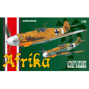 Bf 109F-4 & Bf 109G-2 (Limited Ed.)