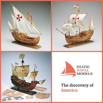 SN Pack - The Discovery of America