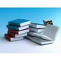 Large bound books
