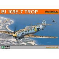 Bf 109E-7 trop