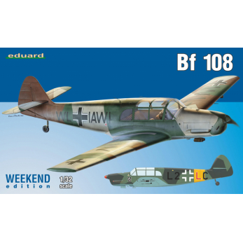 Bf 108 (Weekend edition)