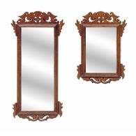 Chippendale mirrors (2 pcs)