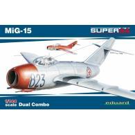Mig-15 Dual Combo (SUPER44)