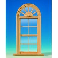 Palladian window not working