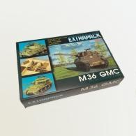 M-36 GMC US TANK Destr. Extrapack
