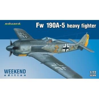 Fw 190A-5 Heavy Fighter (Weekend Edition)