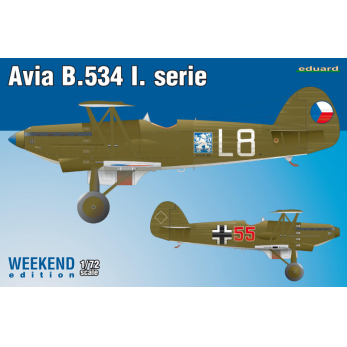 Avia B-534 I.serie (Weekend)
