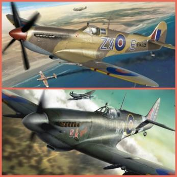 SN Pack - Spitfire Mk. IXc Evolution