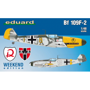 Bf 109F-2 (Weekend Ed.)
