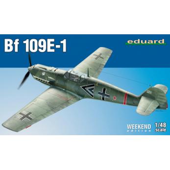 Bf 109E-1 (Weekend Ed.)
