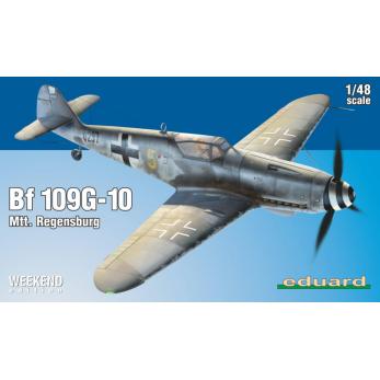 F6F-3Bf 109G-10 Mtt.Regensburg (W.Ed.)