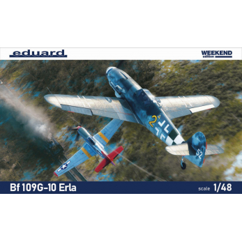 Bf 109G-10 ERLA (Weekend Ed.)
