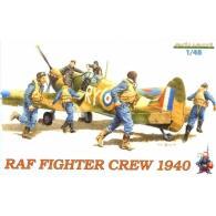 RAF FIGHTER CREW 1940