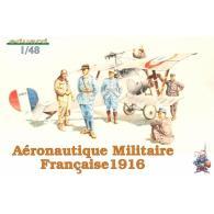 Aeronautique Milit. Franc 1916