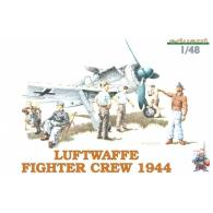 Luftwaffe Fighter Crew 1944