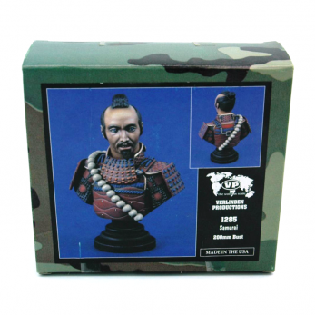 Busto Samurai