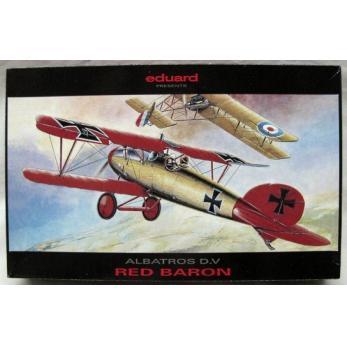 Albatros D.V (Red Baron)