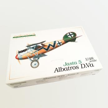 Albatros D.Va/Jasta 5