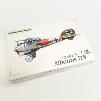 Albatros D.V/Jasta 5