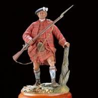 Highland clansman 1745